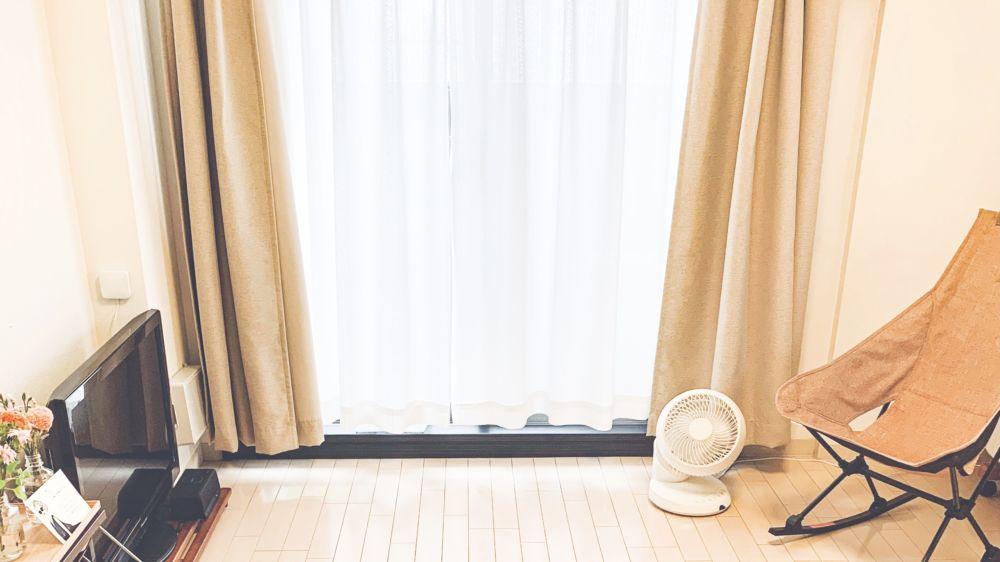 ミニマリスト30代女性一人暮らしの部屋