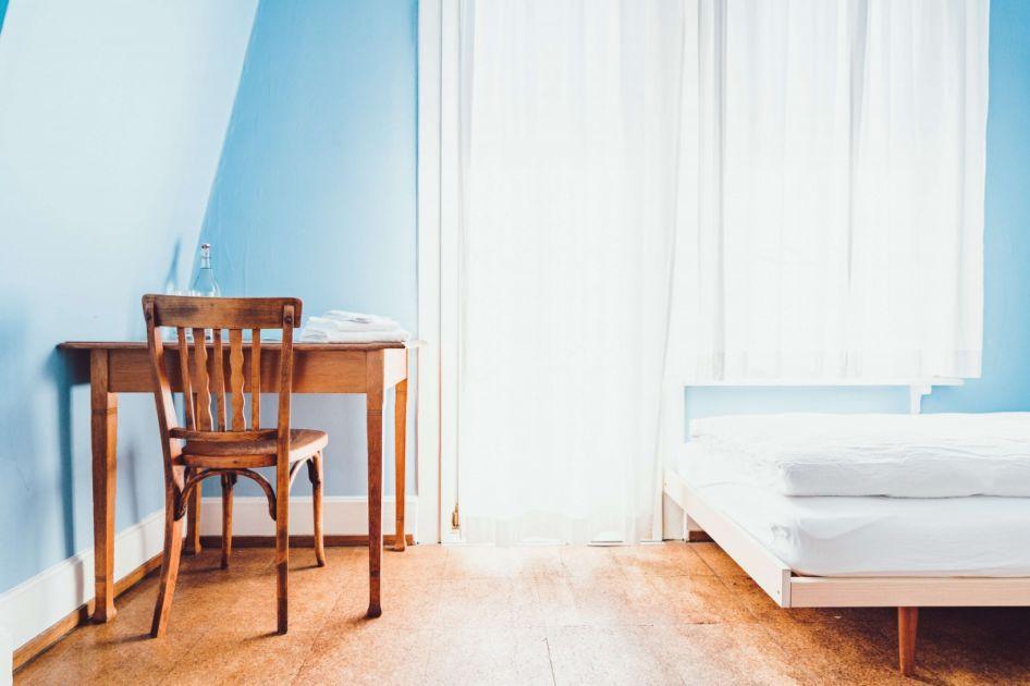 スッキリした部屋