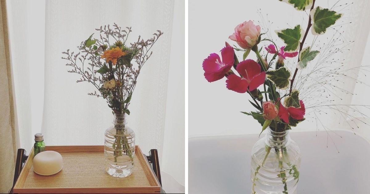 Bloomee LIFE(ブルーミーライフ)から届いた花