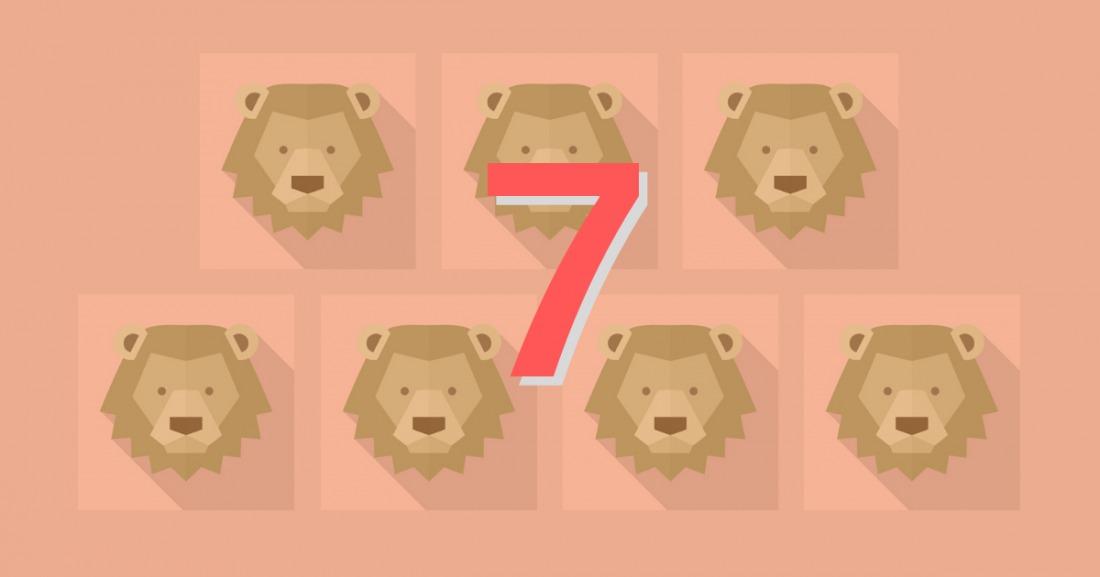 アフィンガー5のデザイン済みデータ(全7種)