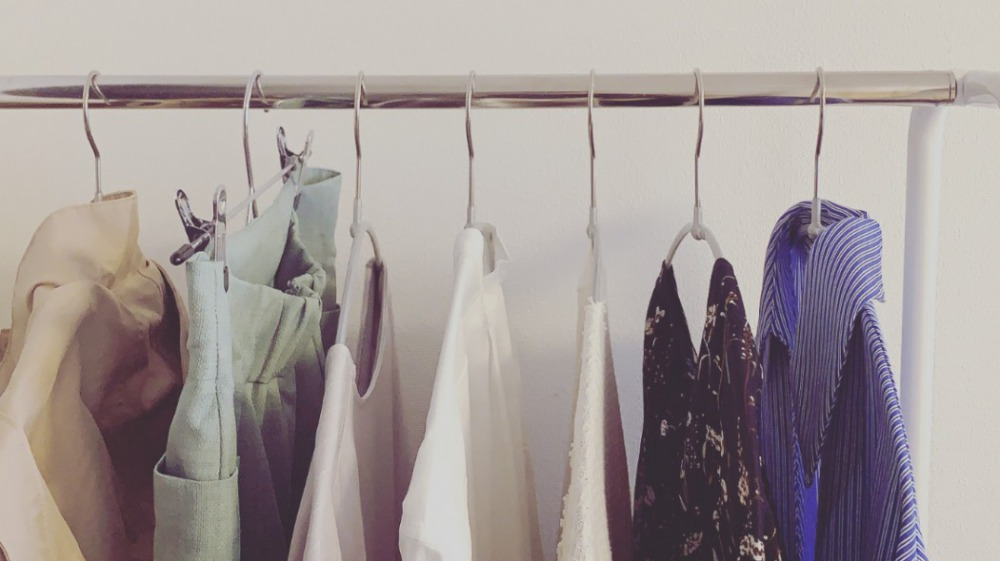 ミニマリストの洋服